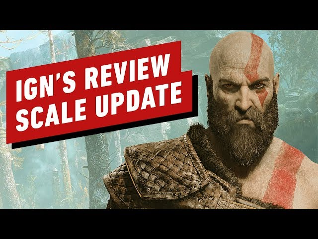 Announcement: IGN's Review Scale Just Got Simpler