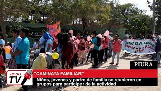 Caminata Familiar 2019