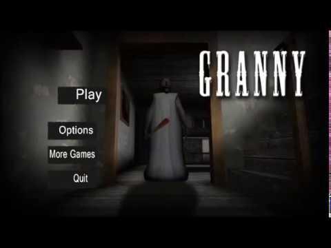 Granny Horror Game-New Version Full Gameplay!!!!