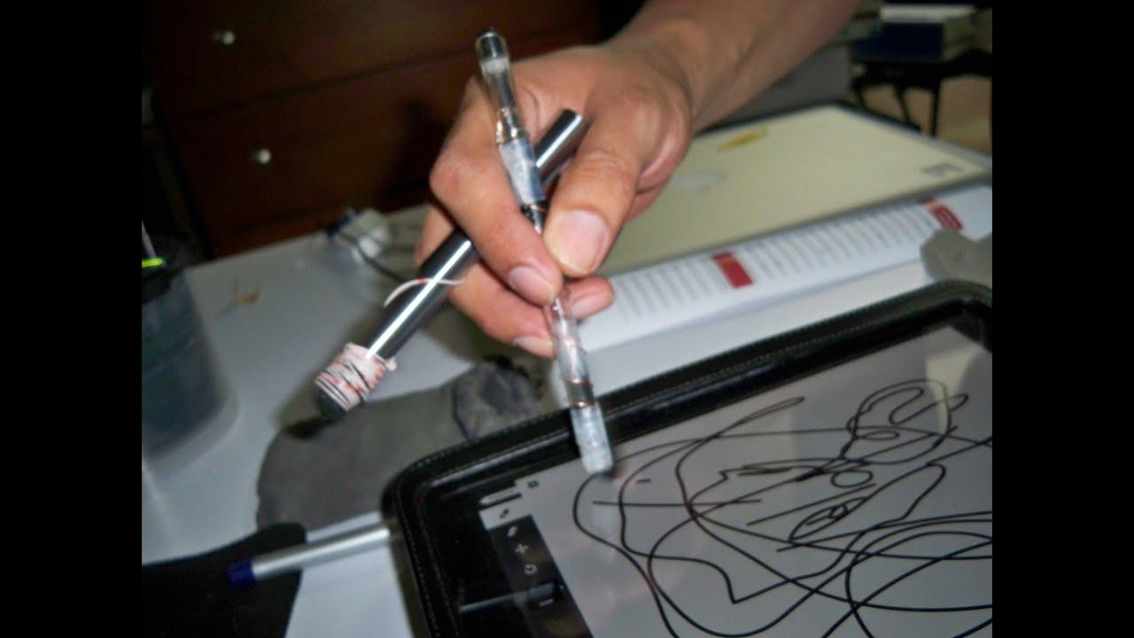 Como hacer una pluma stylus casera pantallas capacitivas youtube - Como hacer una claraboya ...