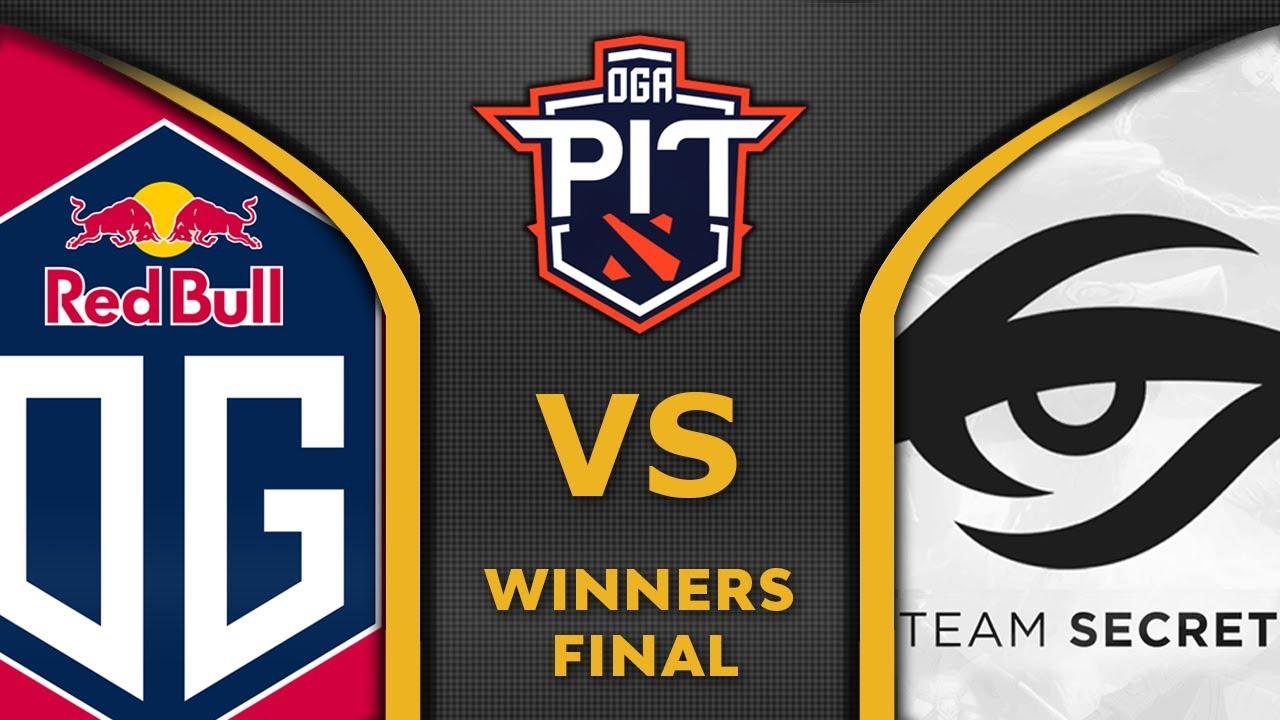 OG vs SECRET - WINNERS FINAL - OGA Dota PIT 2020 Highlights Dota 2 ...