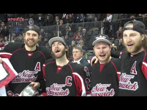 UNB claim CIS Gold medal with 3-1 win over X