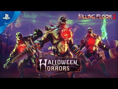 Killing Floor 2 - Halloween Horrors   PS4