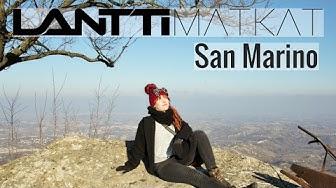 Tryffelipitsaa 750 metrin korkeudessa - kääpiövaltio San Marino
