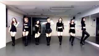 aoa 에이오에이 like a cat 사뿐사뿐 dance cover by aqa