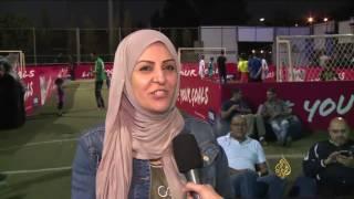 فعاليات مختلفة للمشجعين ببطولة العالم للسيدات بالأردن