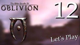 Прохождение The Elder Scrolls IV: Oblivion с Карном. Часть 12