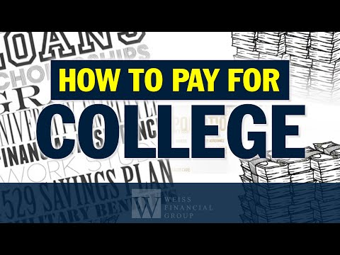Education Planning | 6 Tips on How To Pay for College  | Scott Weiss CFP | #FinancialBrothers