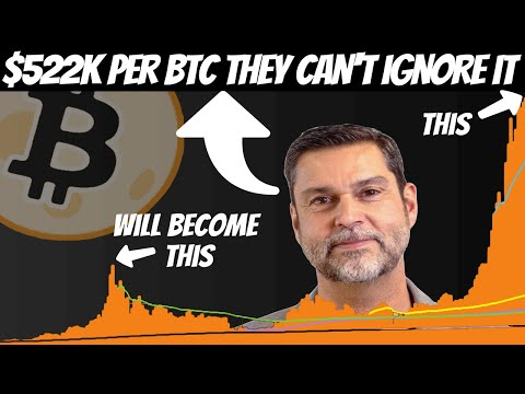Raoul Pal is Irresponsibly LONG on Bitcoin   They CAN NOT Ignore BTC at $522,000!!!