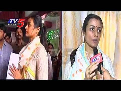Namrata Shirodkar Exclusive Interview On Burripalem Development | TV5 News