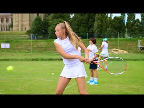 Nike Tennis Camps UK at Lancing College 2017 Promo Video