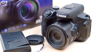 Canon PowerShot SX70 HS Unboxing, Hands On & Initial Review (Plus Sample Video & Pictures)