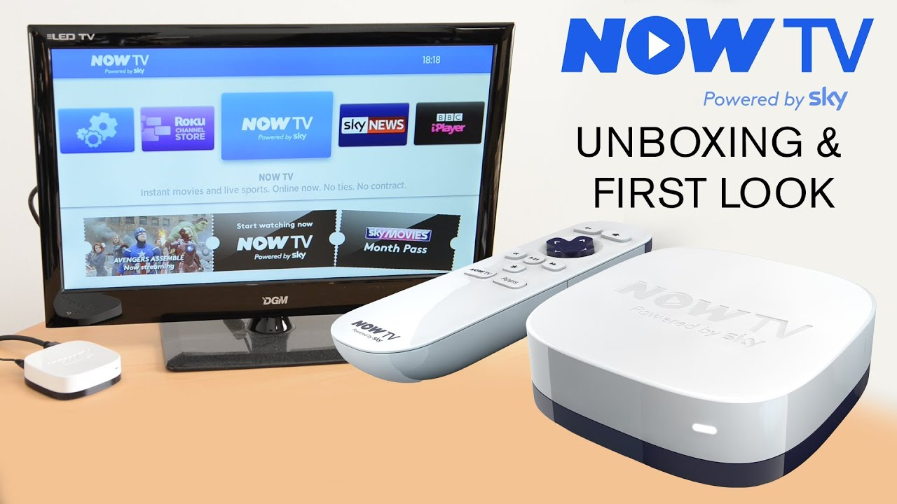 Tv Now Pro Test