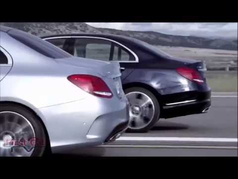 The New Mercedes C Class 2015 from First Call Leasing