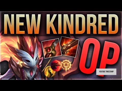 Press the Attack Kindred Jungle? Preseason Kindred ist OP! [League of Legends] [Deutsch / German] thumbnail