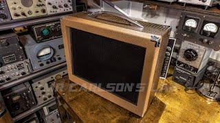 Amp Repair And Restoration - Kay Model K550