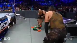 The Bludgeon Brothers vs The New Day No DQ Tag Team Title Match : Smackdown LIVE,August 22,2018