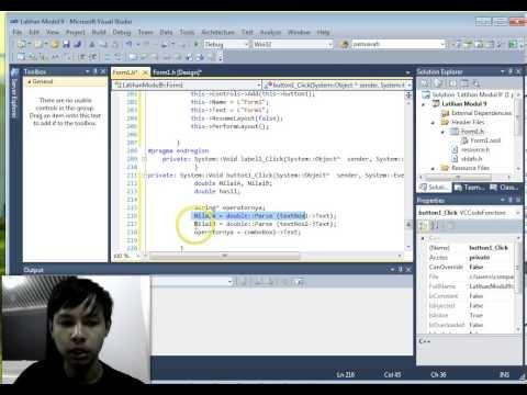 Cara Membuat Aplikasi Menggunakan Bahasa C++