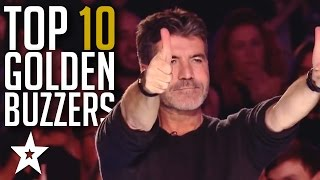 Golden Buzzer Moments & Auditions From 2016 & 2015 On Got Talent