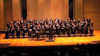 Nelly Bly, performed by the Washburn Choir