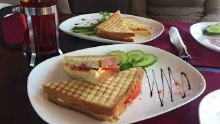 "Taste with D. Кафе ""Sunday"" . Обзор заведения"