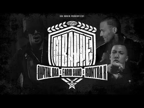 CAPITAL BRA X FARID BANG X KONTRA K - MBAPPE