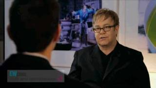 Sir Elton John on this years Oscar race  www.eltonjohnscorporation.com