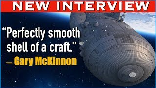 """""""PERFECTLY SMOOTH SHELL OF A CRAFT."""" GARY MCKINNON 1ST INTERVIEW IN YEARS. Richard Dolan Show."""