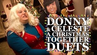 Donny Osmond and Celeste | A Christmas Together - Duets