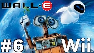 """GETTING STUCK..."" - Ep 6 WALL•E the video game (Wii)"