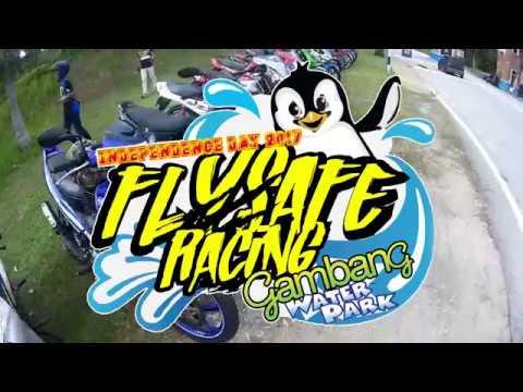 Flysafe Racing Ride to Gambang Independence Day 2017