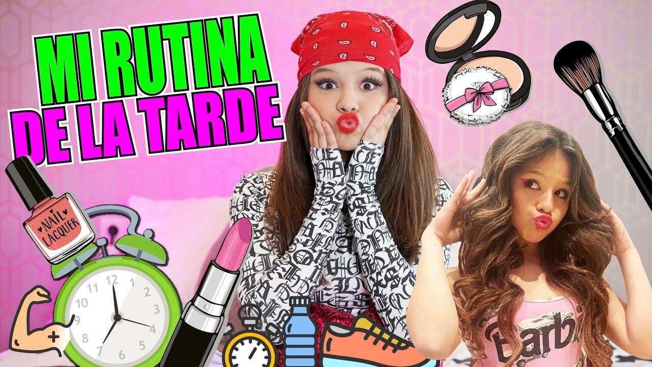✨ 🌒 MI RUTINA DE LA TARDE ✨ !! 💄🛁 ¡¡NIGHT ROUTINE de UNA ADOLESCENTE