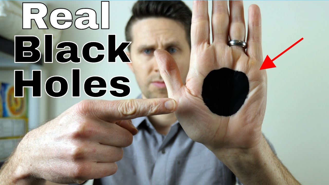 Are Black Holes Really Black...or Invisible? Real Black ...