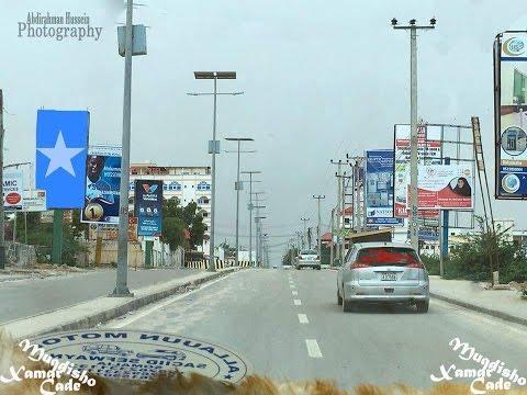 A city Rising From the Ashes-Mogadishu Somalia 2016