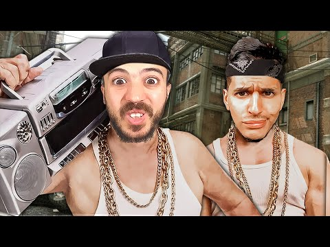 ON ARRIVE DANS LE GHETTO ! - GTA V