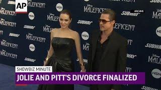 ShowBiz Minute: Jolie Pitt, Lohan, Smollett