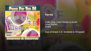Karma (Screwed & Chopped)