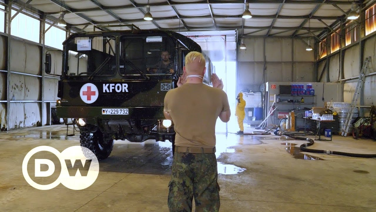 Kosovo: End of mission for German armed forces   DW Documentary