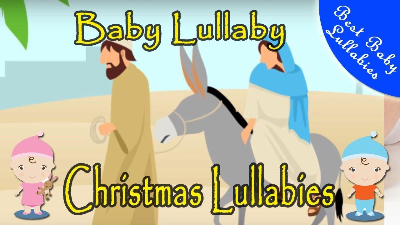 ♥ 8 HOURS ♥ Happy Christmas Baby Songs Little Donkey Lyrics ...