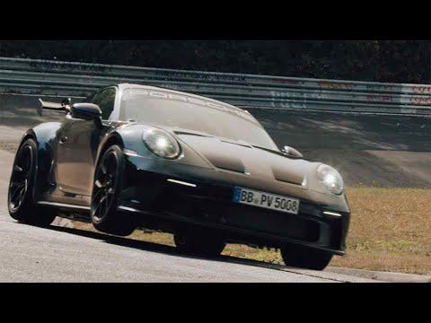 Nuova Porsche 911 GT3 - Nurburgring