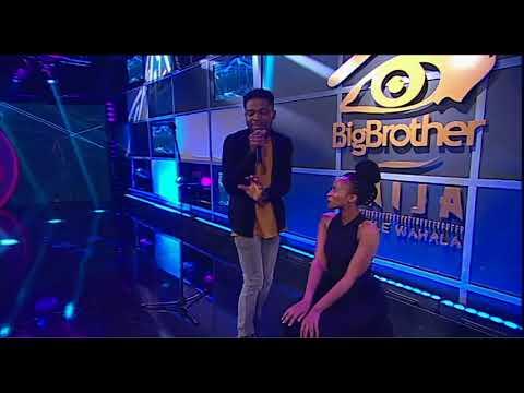Johnny Drille performs Romeo & Juliet and Awa Love on Big Brother Naija #BBNaija.