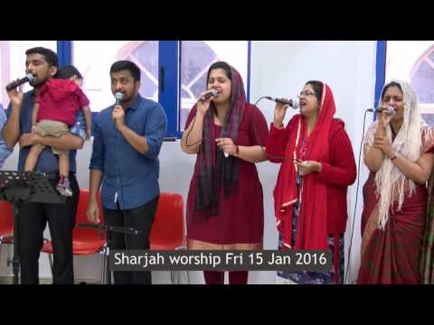 Sharjah worship 15Jan2016