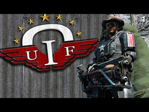 Fallout 4 Mods: UIF - Part 1 - New Recruits