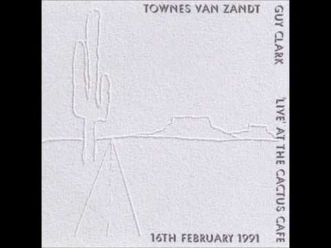 Townes Van Zandt and Guy Clark Live at the Cactus Cafe, Austin, Texas February 16, 1991