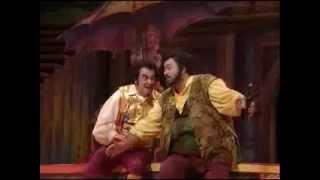 Luciano Pavarotti & Enzo Dara - Voglio dire ( L