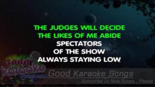 The Winner Takes It All Abba Karaoke Lyrics