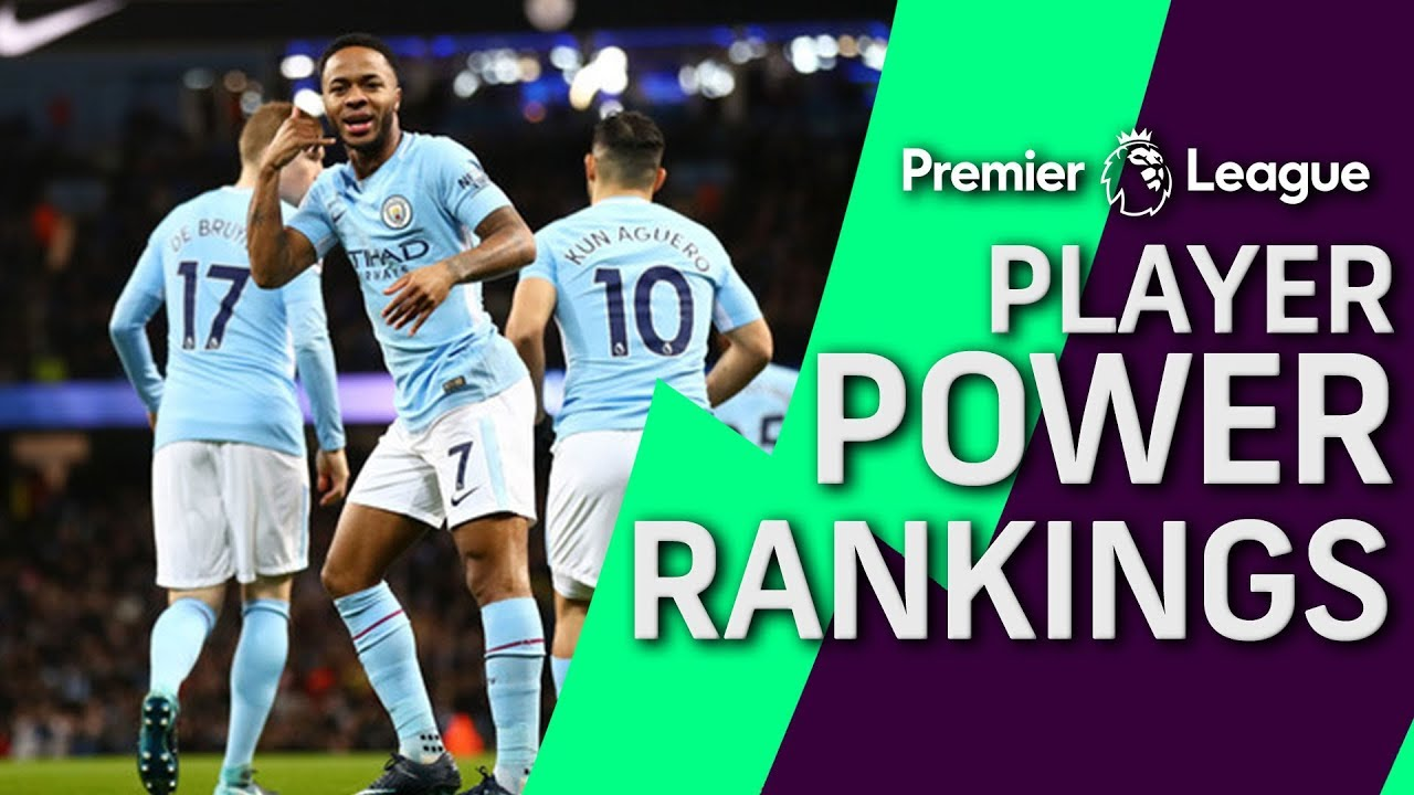 Raheem Sterling at top of PL player power rankings |  Premier League | NBC Sports