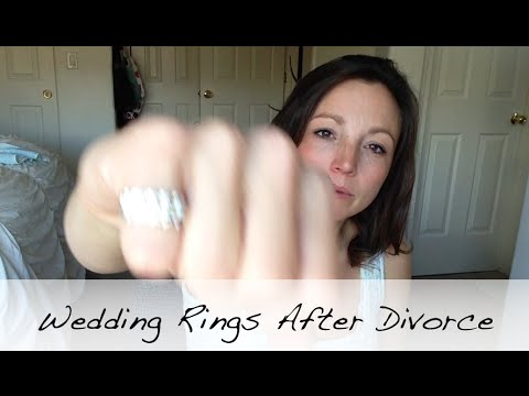 Wedding Rings After Divorce My Story Plans