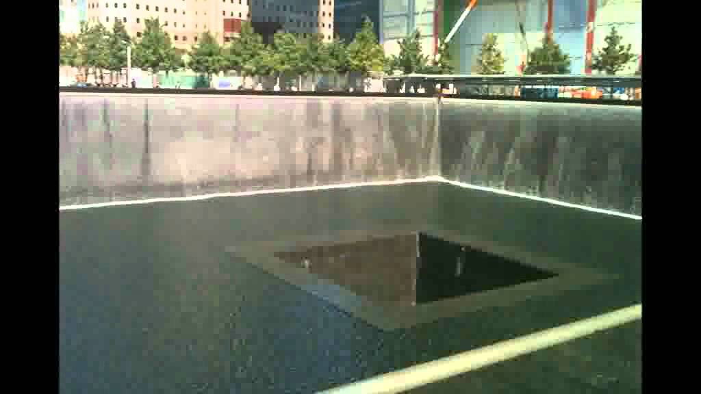 ground zero memorial video and pictures of ground zero. Black Bedroom Furniture Sets. Home Design Ideas