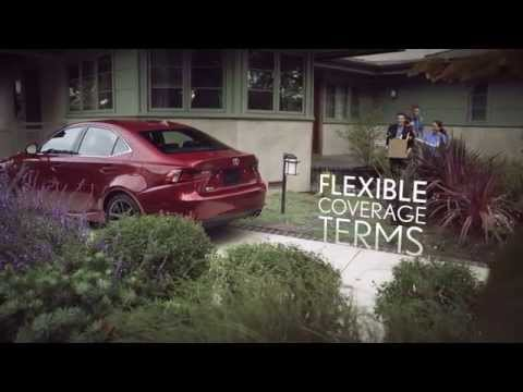 Vehicle Service Agreements – Financial Services I Lexus